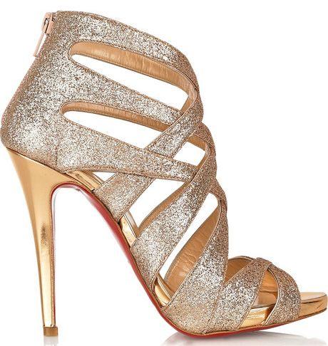 Love these #glittery #heels