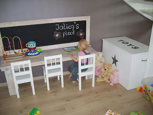 Babyspulletjes - Decoratie slaapkamer meisje jaar ...