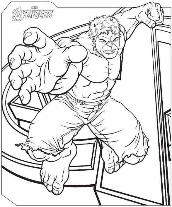 The Avengers Hulk Online Coloring Pages 240 Avengers Coloring Pages Avengers Coloring Hulk Coloring Pages