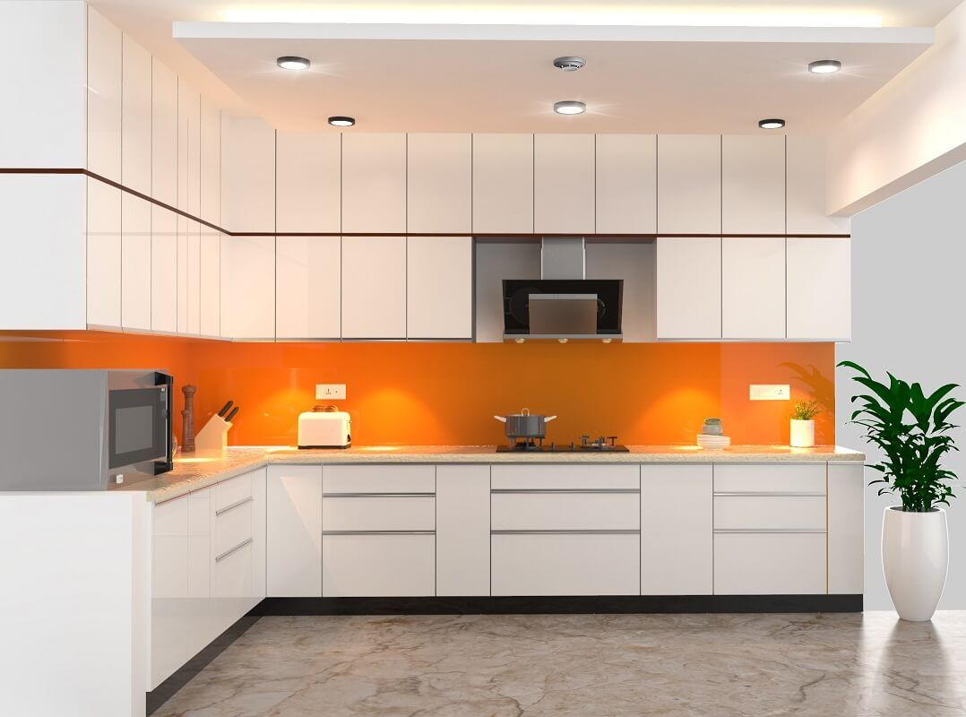 Modular Kitchen Bangalore Interior Design Services Modern Kitchen Design Kitchen Design House Front Design