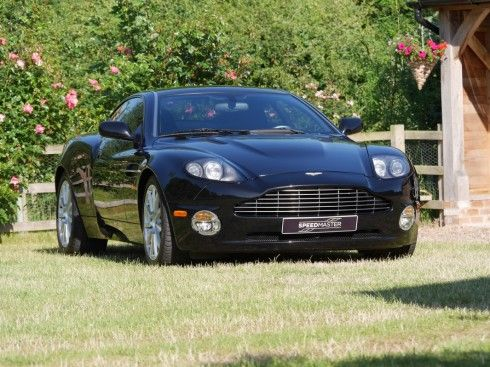 Aston Martin Vanquish S LHD Manual For Sale By Speedmaster - Aston martin vanquish 2006 for sale