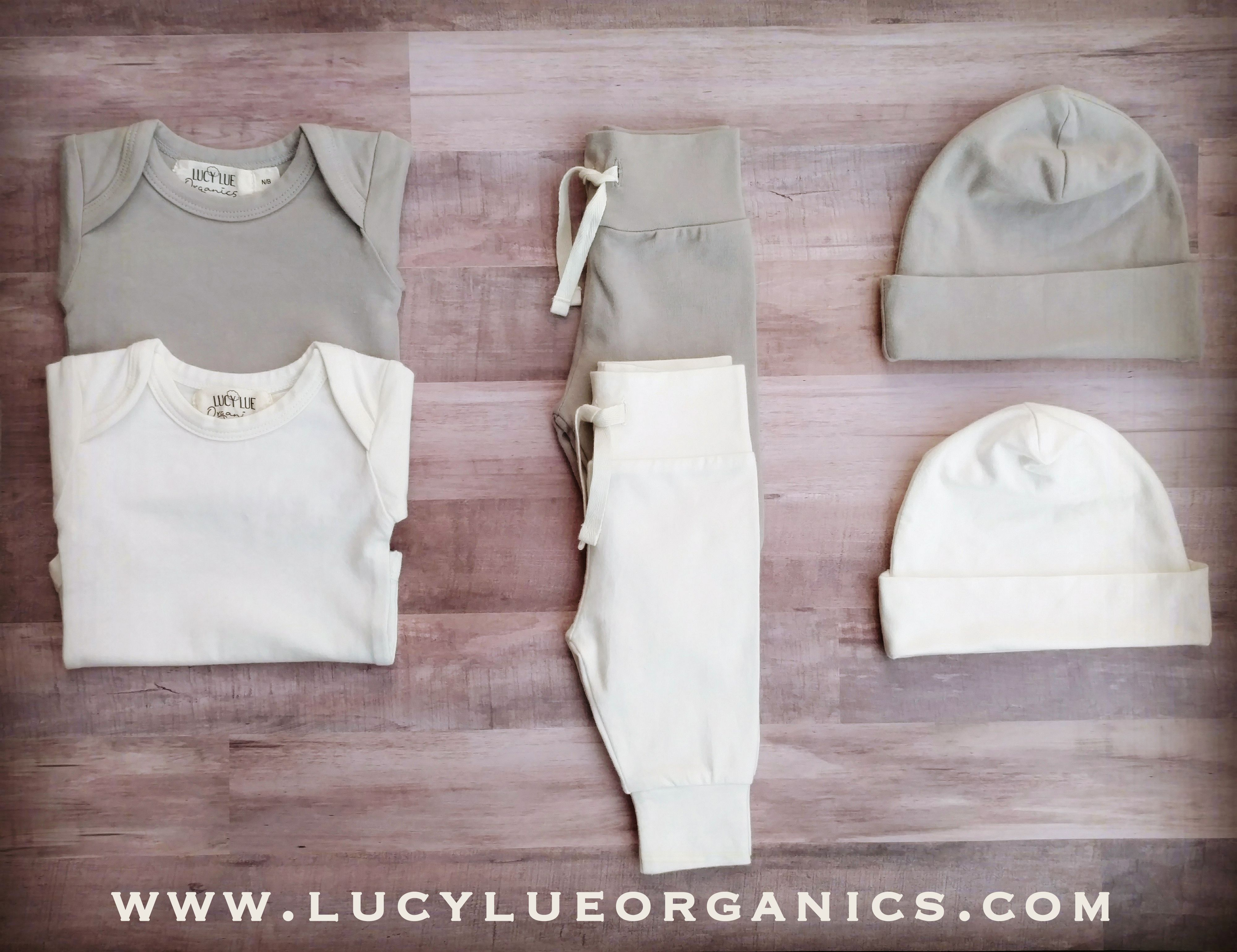 Shop Lucy Lue Organics today Luxury organic baby clothes that are