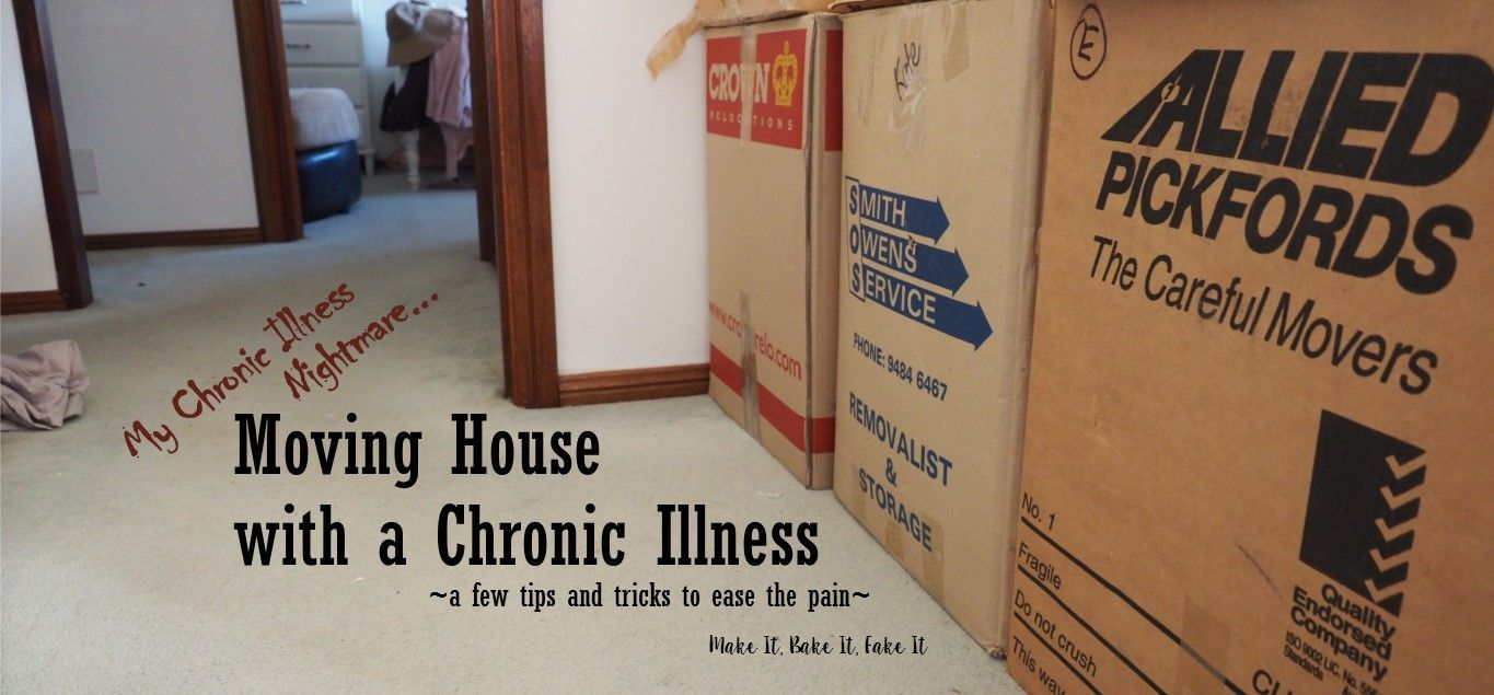 How to Move House With Chronic Pain