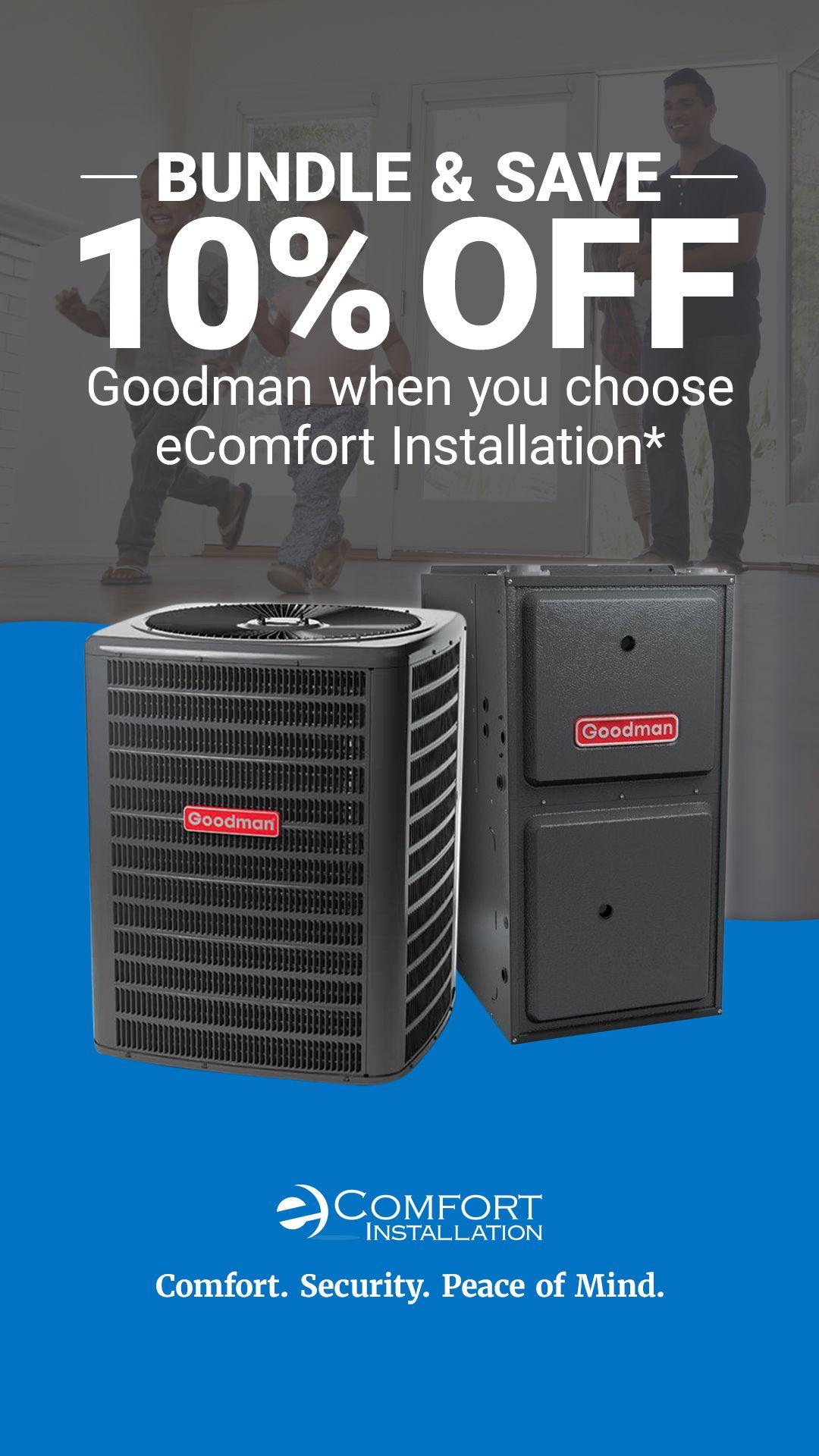 Ecomfort Installation Installation Heat Pump System Heat Installation