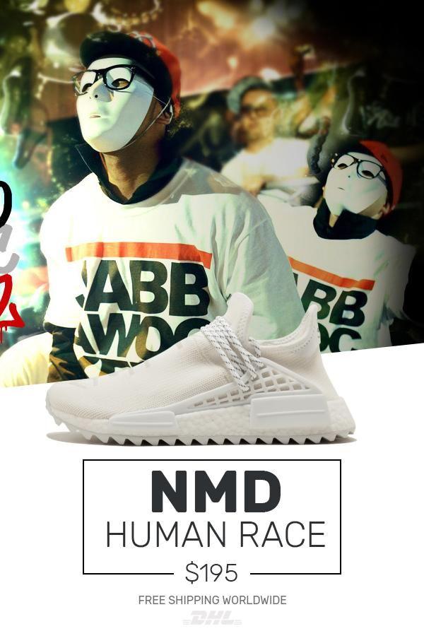 92dbe6123d0c3 Womens size the best Human Race Adidas HU Cream White   PW UA shoes ...