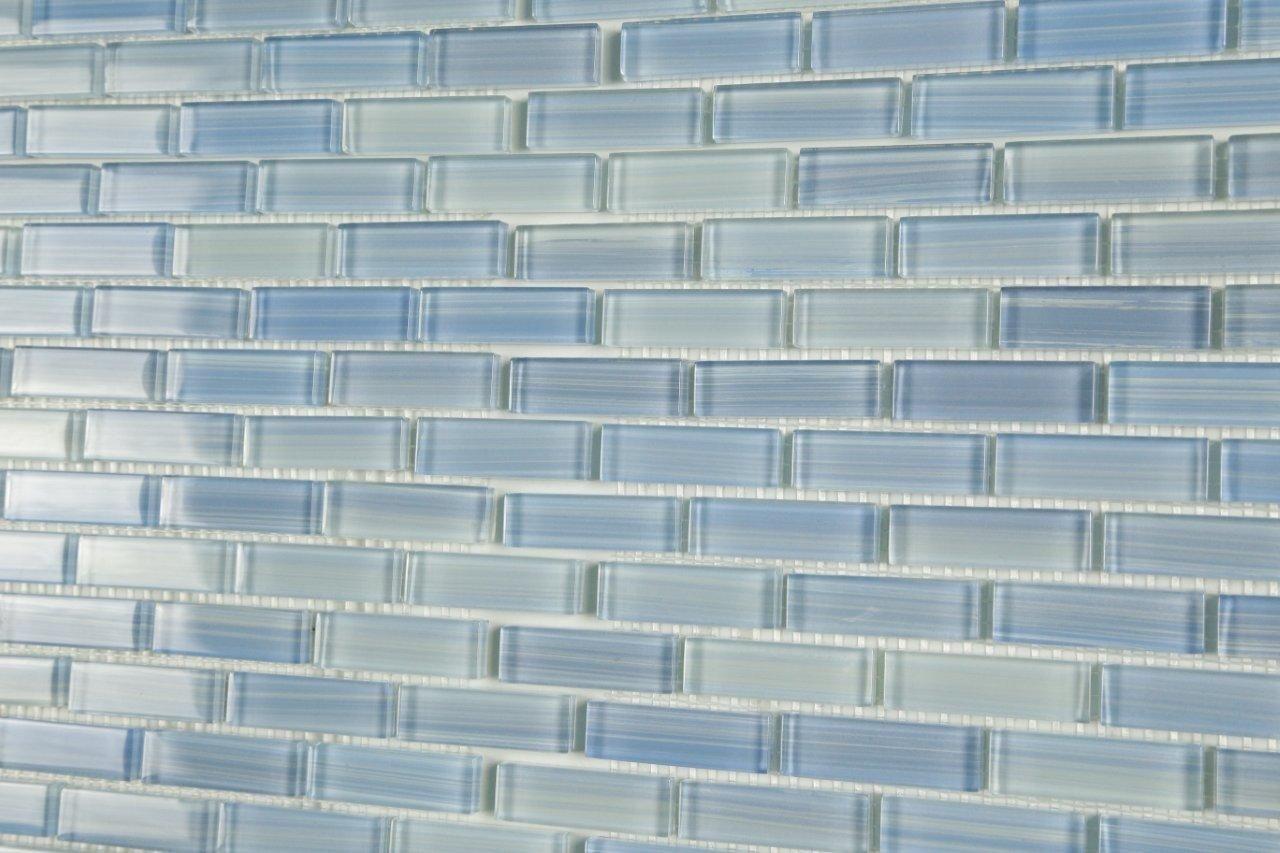 Blue Glass Tiles For Bathroom Fleurdelissf – Glass Tiles in Bathroom