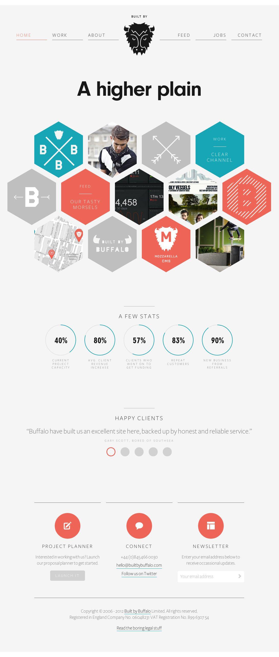 Buffalo Flat Web Design Modern Web Design Web Design Inspiration