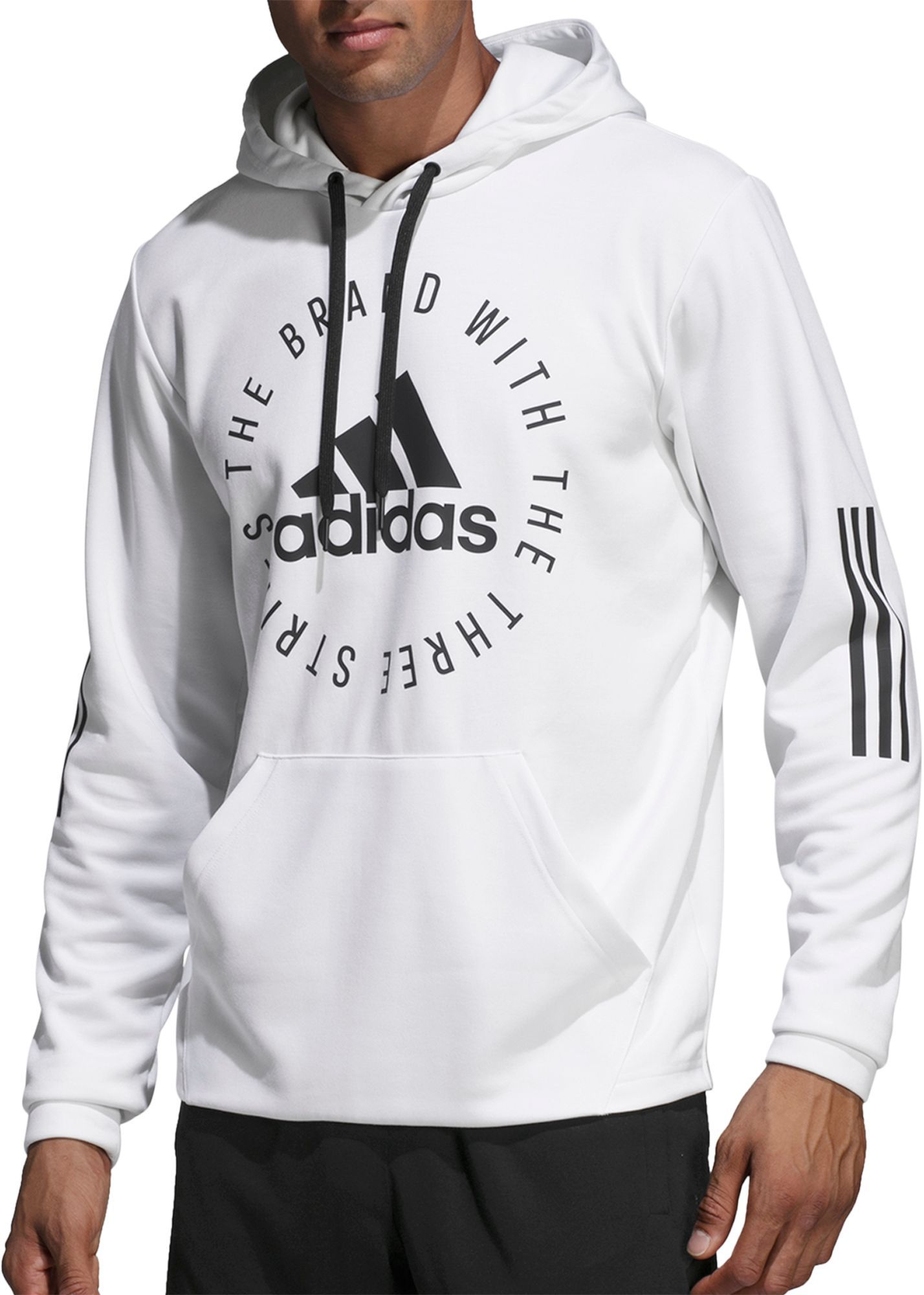 adidas Men's Sport ID Hoodie in 2020 | Adidas men, Hoodies