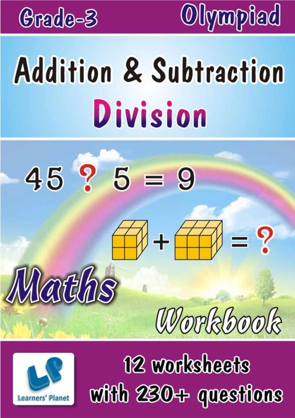 Grade-3-Maths-Olympiad-Workbook-1 Magazine - Buy, Subscribe ...