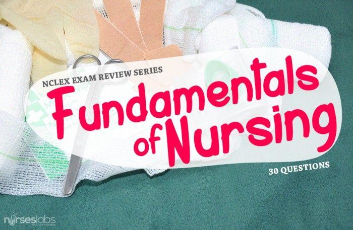 Fundamentals Of Nursing NCLEX Practice Quiz 2 30 Items