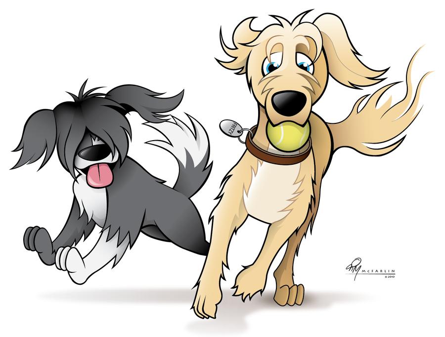 pin dead dog cartoon - photo #22
