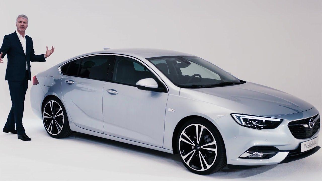 2017 Opel Insignia Grand Sport Review Autos