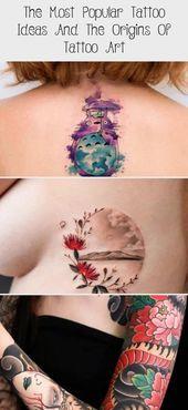 Photo of Les idées de tatouage les plus populaires et les origines de l'art du tatouage – tatouage art corporel …