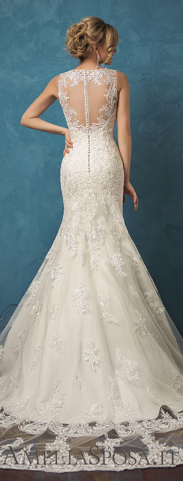 Amelia Sposa 2017 Wedding Dresses Dress And Weddings