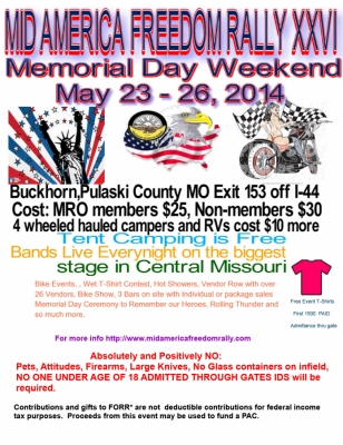Pin by LightningCustoms com on May 19 to 25 Motorcycle Events and