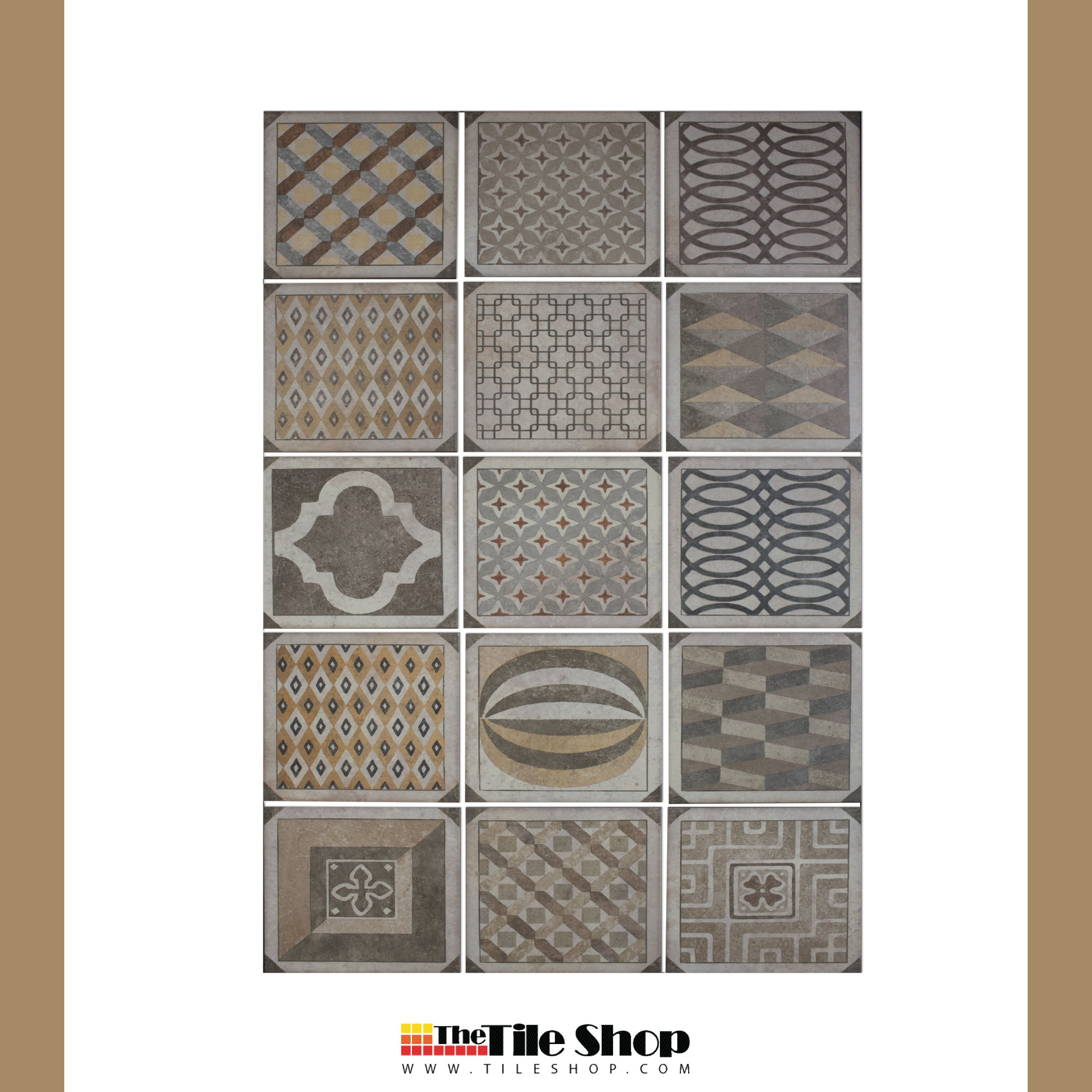 Spanish Decorative Wall Tiles The Venato Is A Spanish Inspired Collection Of 15 Different