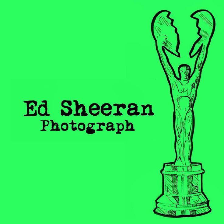 Ed Sheeran – Photograph (single cover art)