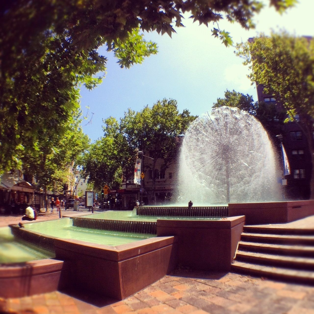 El alamein fountain kings cross sydney sydney city
