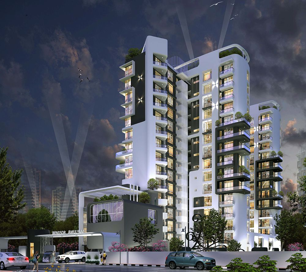 Windsor Developer Is Giving You The Best In Class Luxury Apartments In Begur Road With All World Class Amenitie Luxury Apartments Beautiful Apartments Property