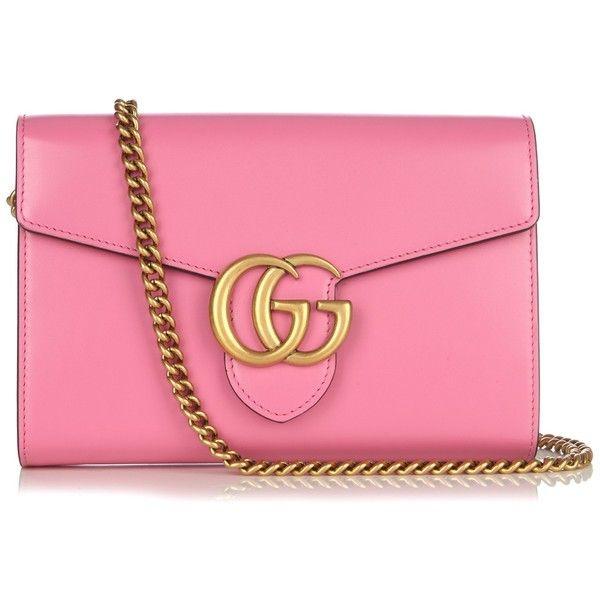 GG Marmont embellished leather crossbody bag Gucci 8YOGV