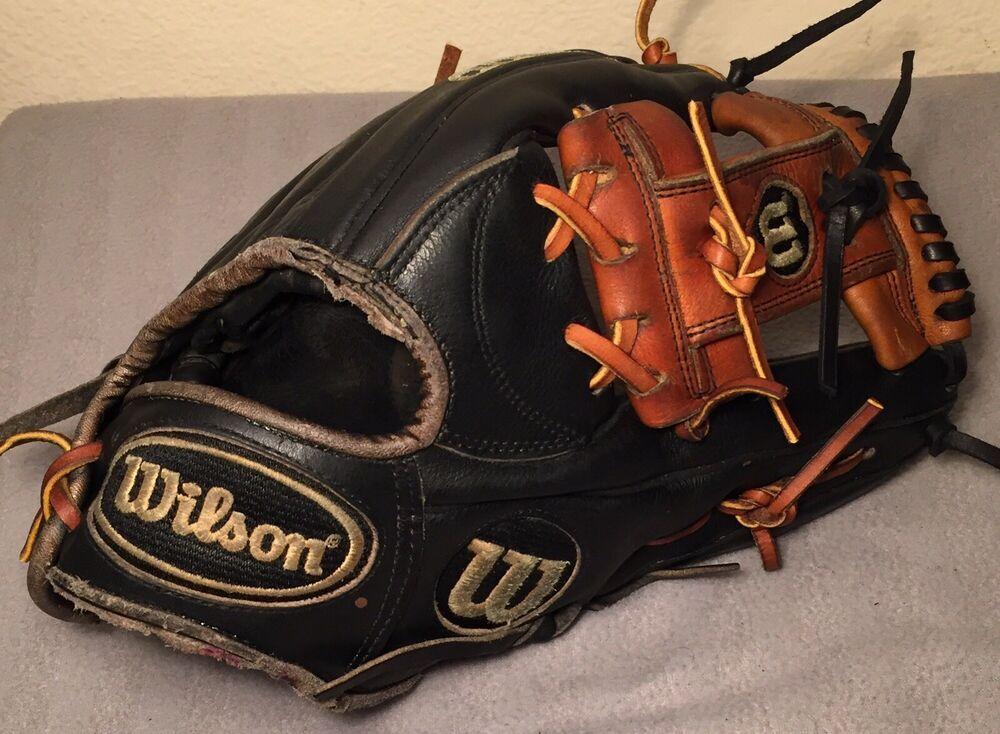 Ebay Sponsored Wilson A2000 1787 11 5 Baseball Glove Pro Stock Rht Made In Japan Us Steerhide Baseball Glove Softball Scorebook Lace Gloves