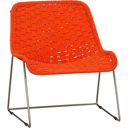 Strand Chair In Furniture   CB2