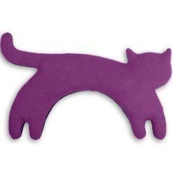 Die Katze Minina Wärmekissen stehend Leschi