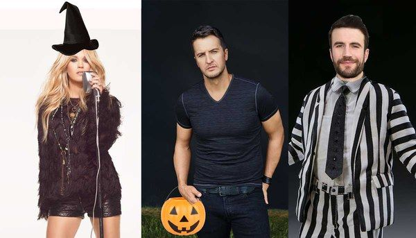 19 Ways To Combine Your Favorite Country Music Star With A Halloween Costume