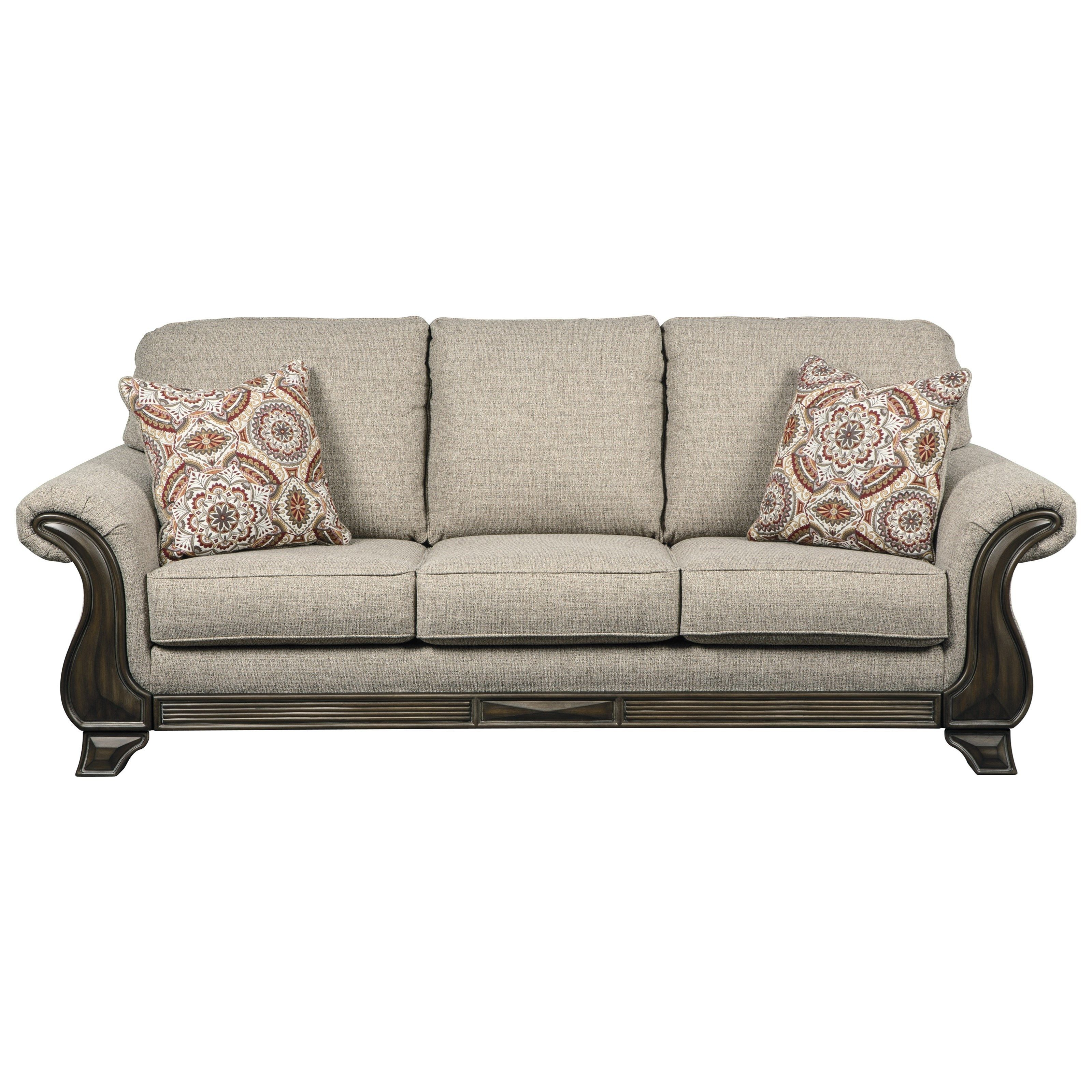 Best Claremorris Sofa With Traditional Style By Benchcraft In 400 x 300