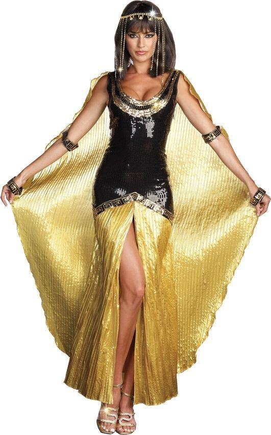 Cleopatra Adult Costume Halloween Pinterest Cleopatra - womens halloween ideas