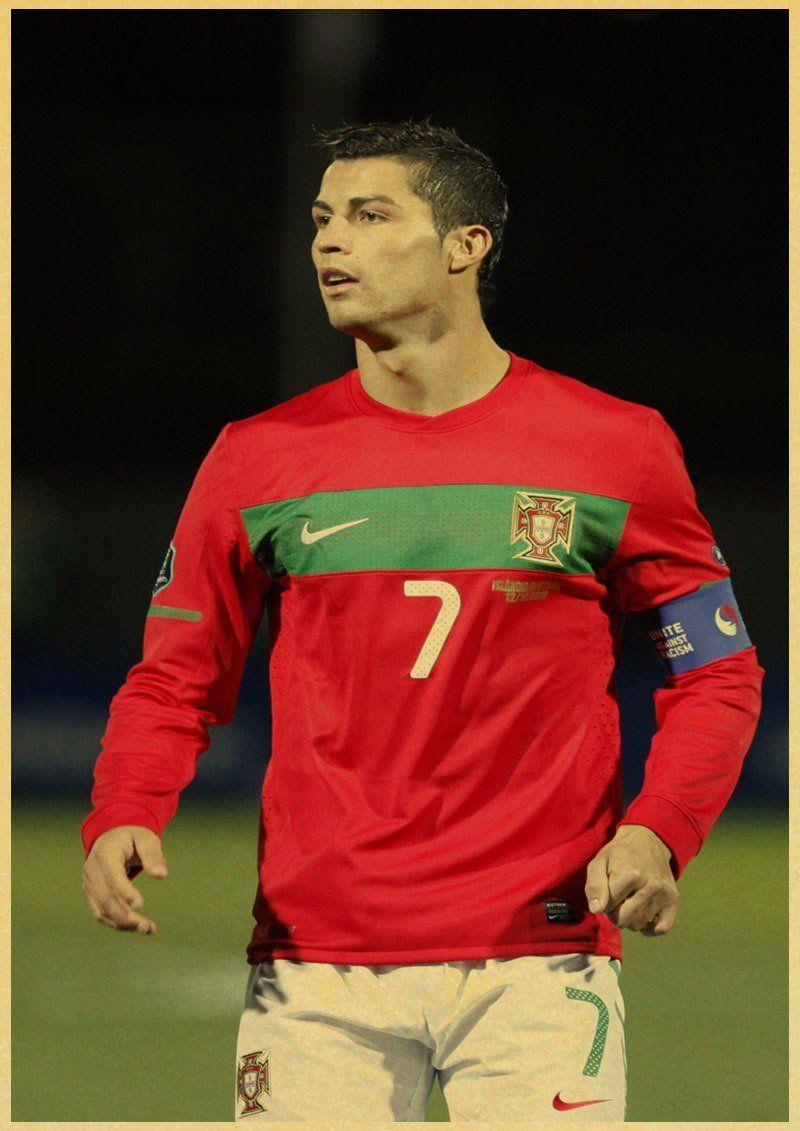 Best Soccer Player Cristiano Ronaldo Poster Wall Art Print 400 x 300