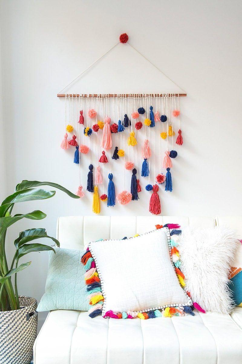 Die Schönsten 50 Dekoideen Für Gemütliches Zuhause Deko Feiern Innendesign Zenideen Wanddeko Selbstgemacht Kreativ Selbstgemachte Wanddekorationen