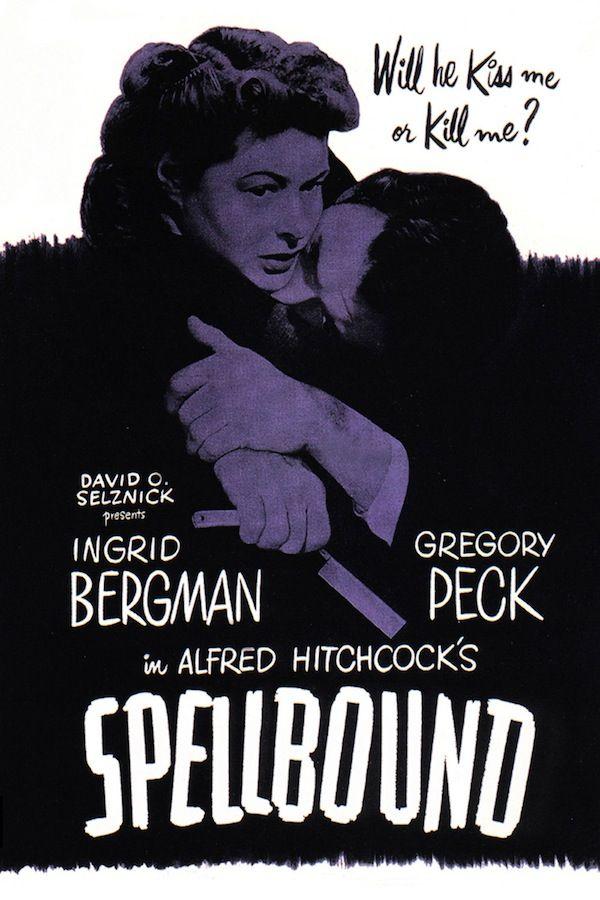 Resultat d'imatges de Spellbound (1945)