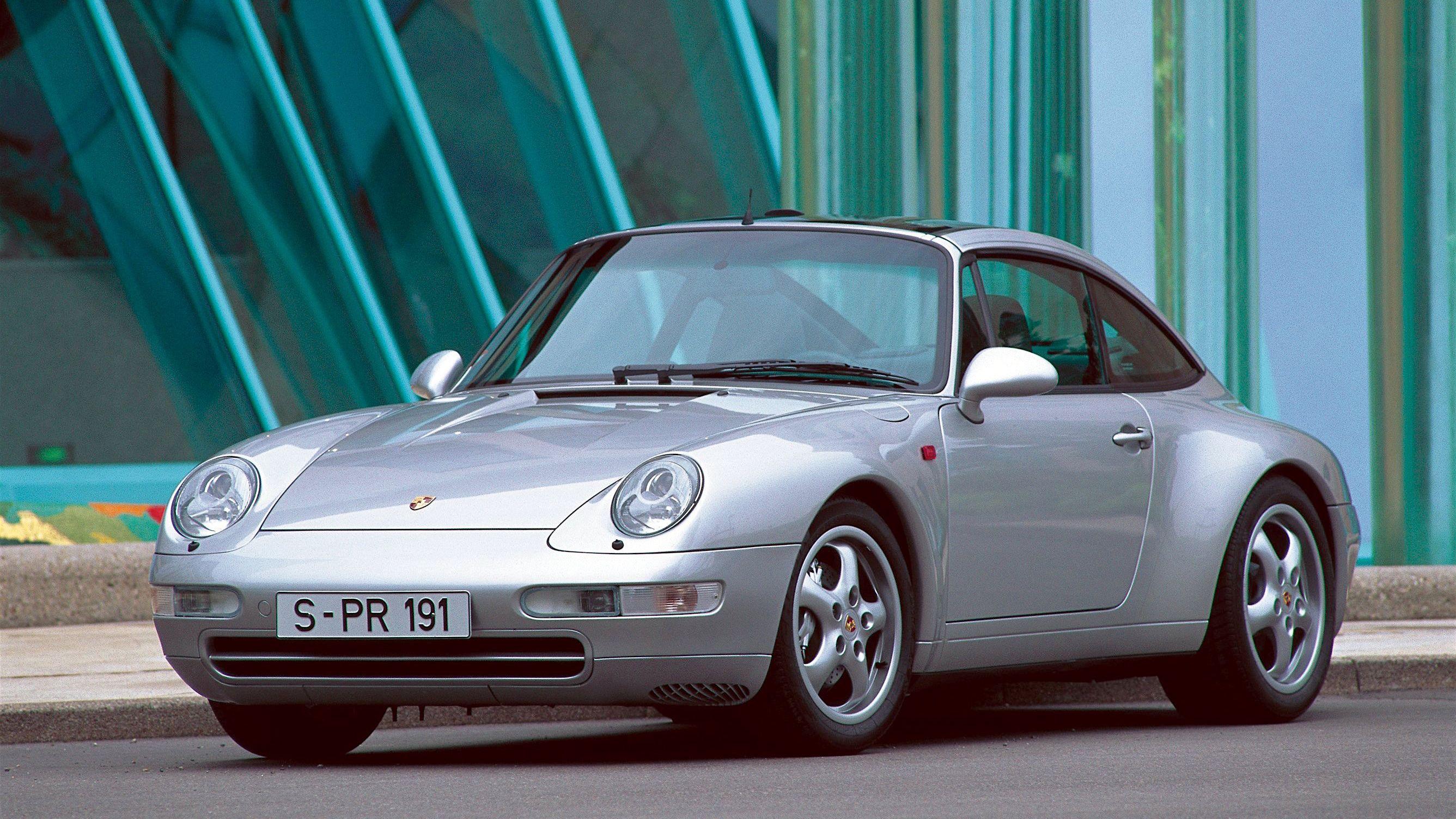 Porsche 911 Targa (993) 1997