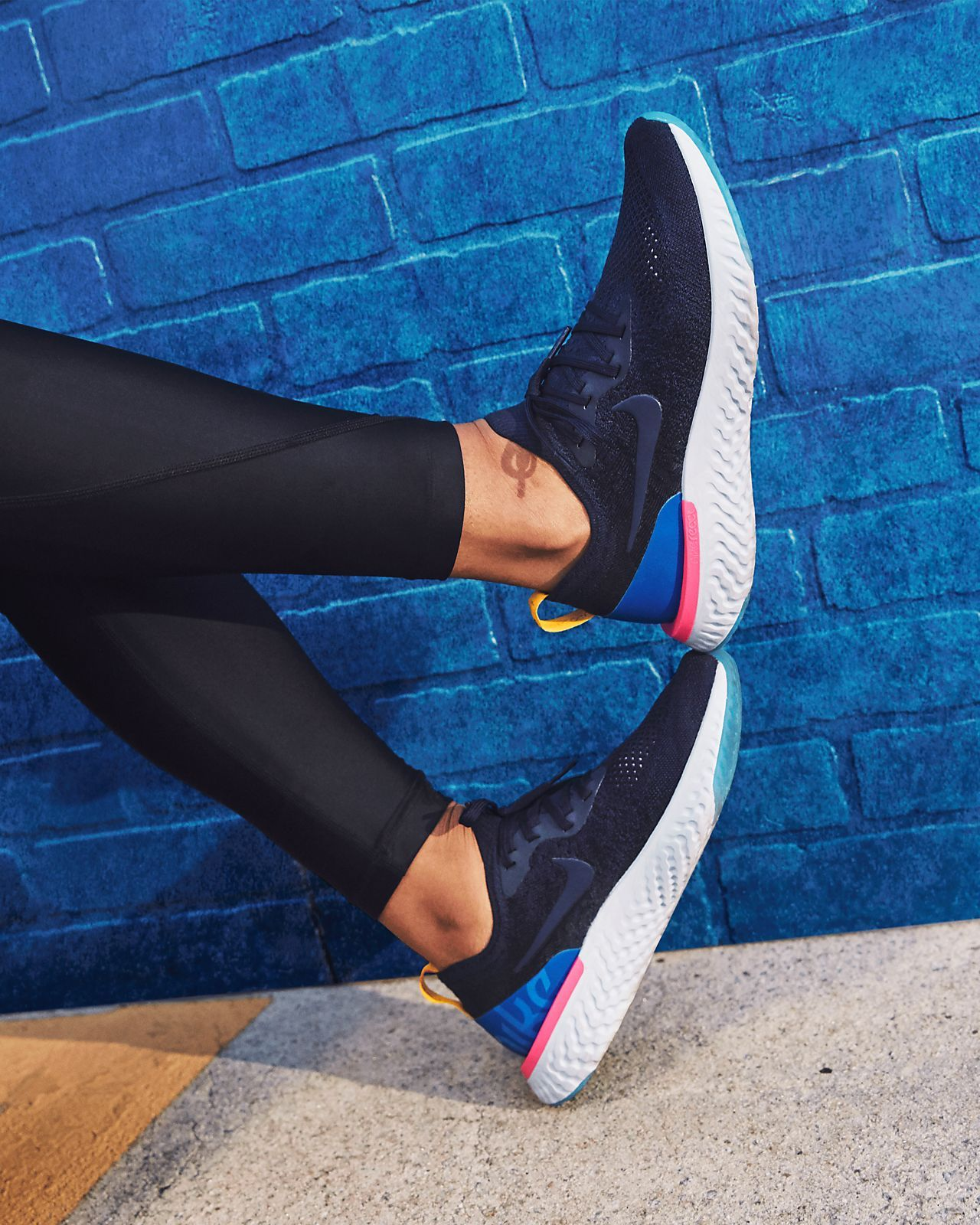 fdb00ebaa86 Nike Epic React Flyknit Women s Running Shoe