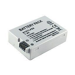 Canon Replacement LP-E8 Digital Cameras battery $0.39