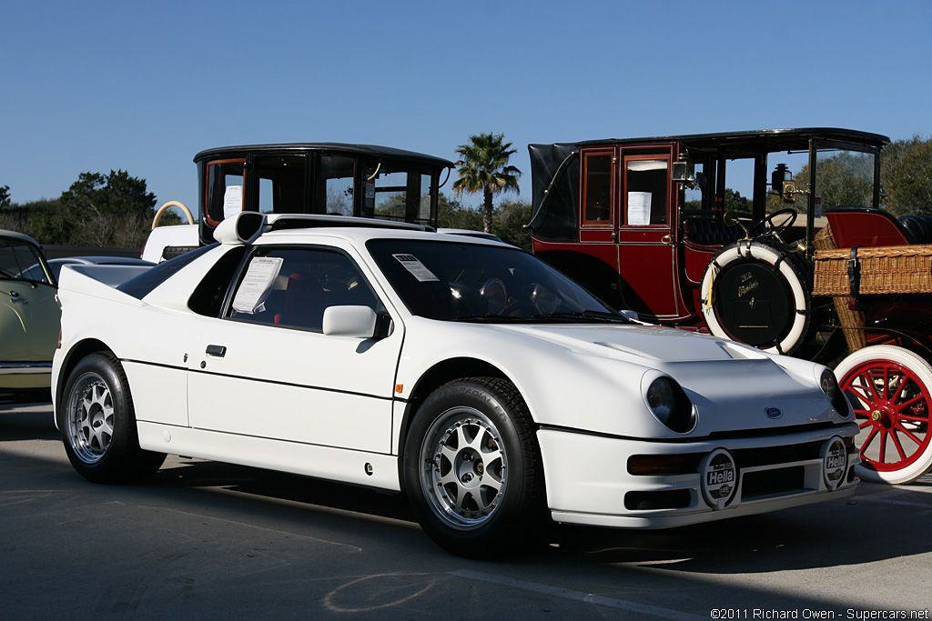 1986 Ford Rs200 Evolution Gallery Supercars Net Ford Ford