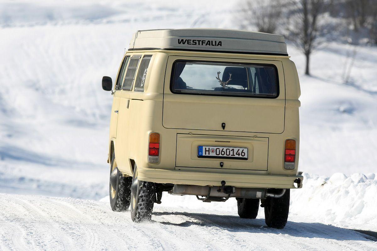 Volkswagen Bus 4WD