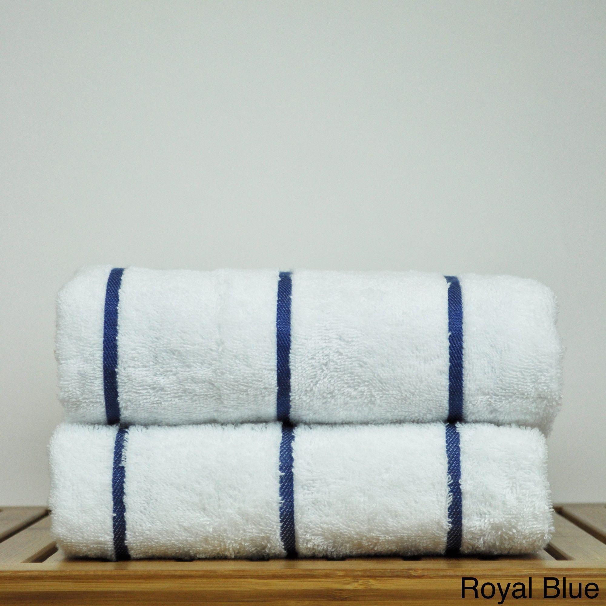 Luxury Hotel Spa Towel 100 Percent Genuine Turkish Cotton Pool