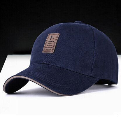 b3849815b86860 Item Type: Baseball Caps Pattern Type: Solid Department Name: Adult Style:  Casual Gender: Men Material: Cotton,Faux Leather,Polyester Strap Type:  Adjustable ...