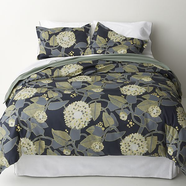 marimekko ritva duvet covers and pillow shams | bedroom redo