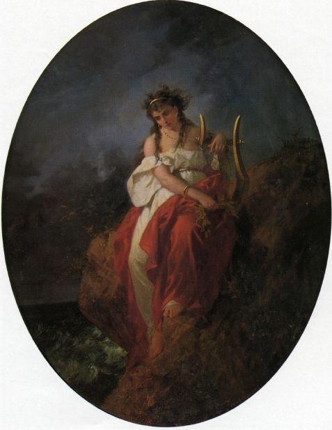 Andromeda Enrico Fanfani 1824 1885 Pd Art 100 Art Greek Mythology Mythology