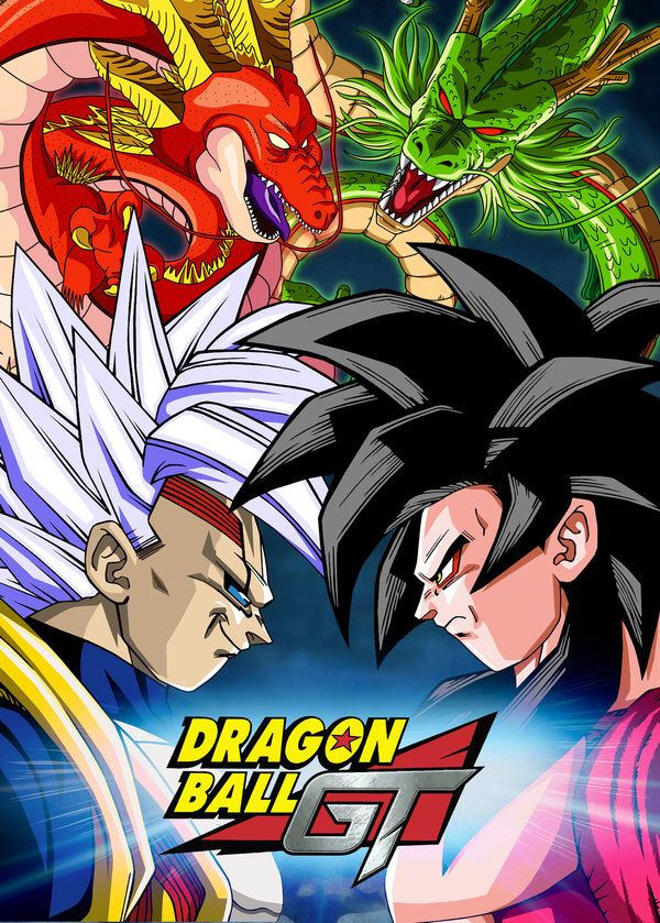 Poster Dragon Ball Gt Baby Vegeta Vs Goku By Dony910 On At Deviantart