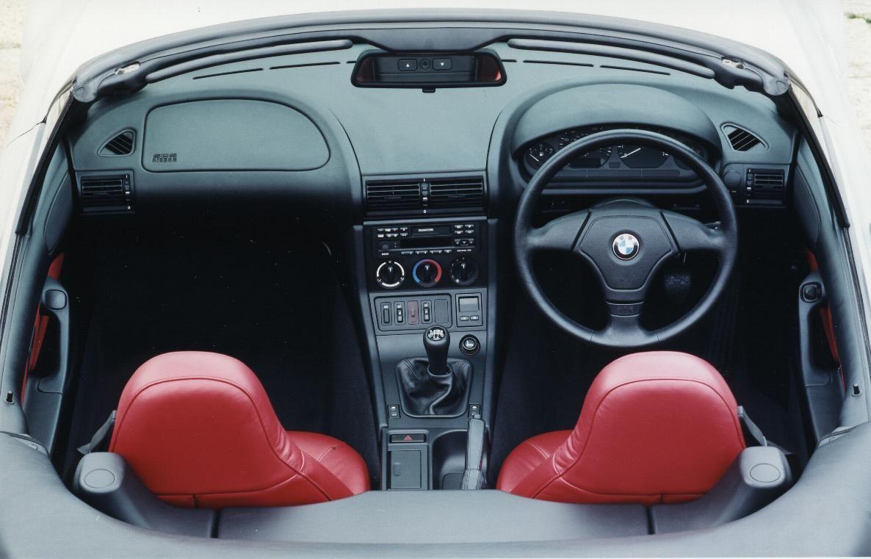 bmw z3 1 9 interior  [ 1186 x 761 Pixel ]