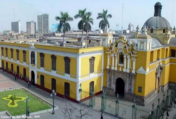 Historia De La Casona De San Marcos Y Sus Atractivos Atractivos Casona De Historia La Marcos San Sus Y Peru Tourism Lima Peru Peru