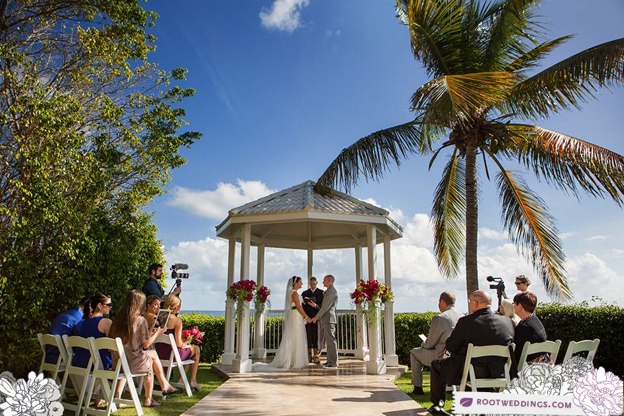 Marriott Frenchman S Reef Wedding In St Thomas
