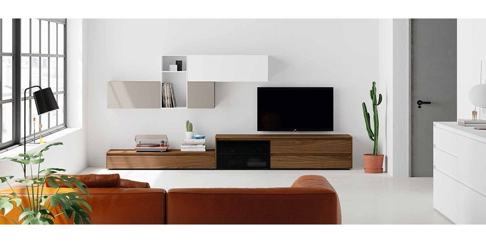 Muebles de salon mobenia dise o moderno muebles de salon modernos ob vac sestavy - Disenos de salones modernos ...