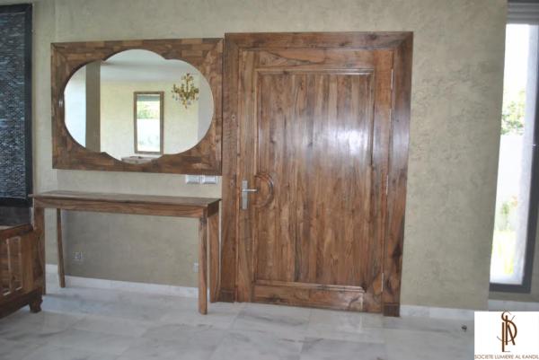 cheap console u miroir u console avec miroir u design u lumire al kandil with console miroir design. Black Bedroom Furniture Sets. Home Design Ideas
