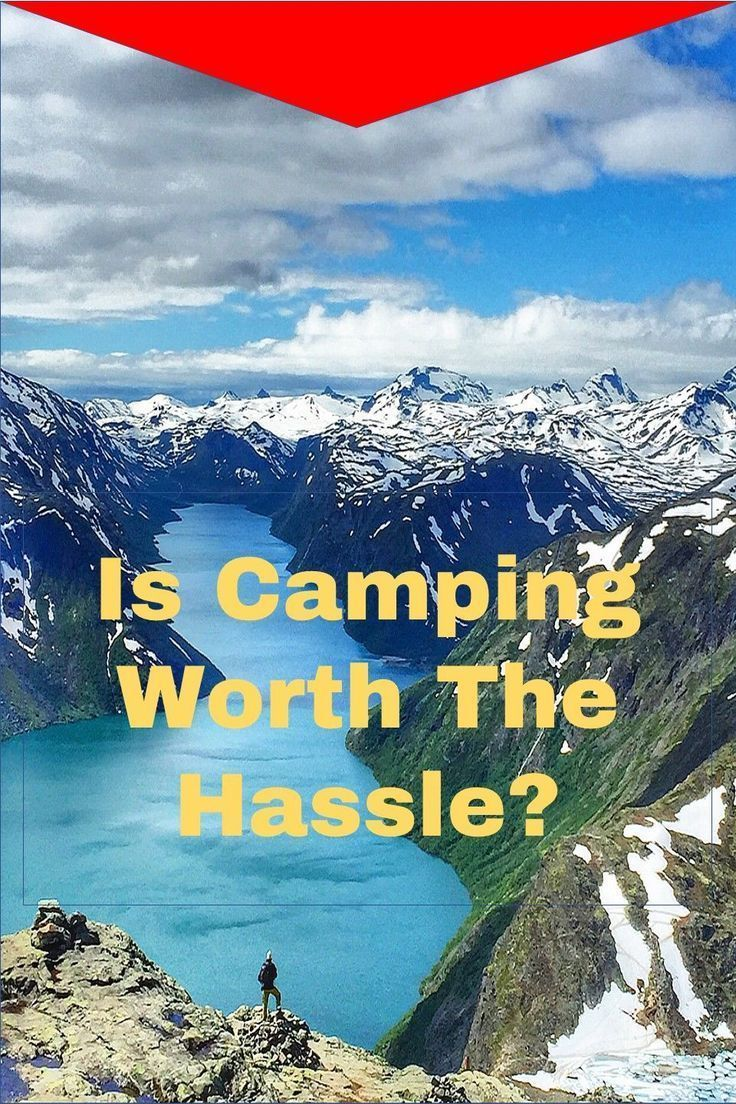 13 facts to help you decide between camping or glamping