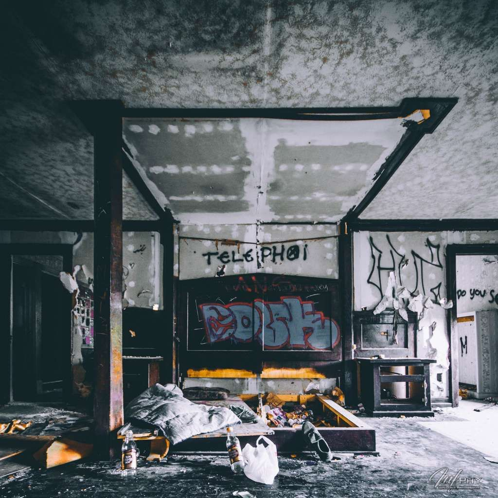 Urban Artist's Insane Photos Show Glimpse Of A Gritty